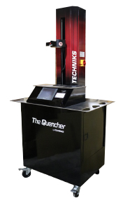 techniks quencher shrinkfit machine