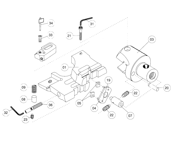 Parts for Rough Heads