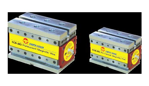 ecb magnetic cnc workholding vises