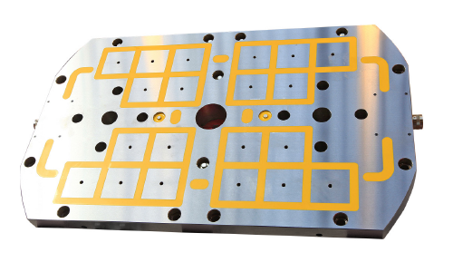 eepm-pim plastic injection mold magnetic cnc workholding chuck