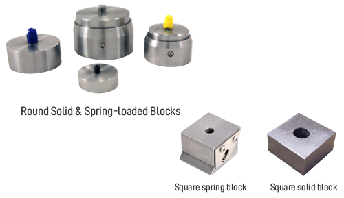 magnetic workholding induction blocks