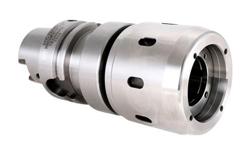 HSK spindle milling drive chucks