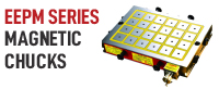 Brand banner for EEPM series magnetic workholding chucks