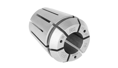 ER steel sealed collets with CoolBLAST ports