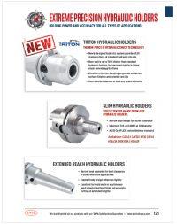 hydraulic holders catalog thumbnail